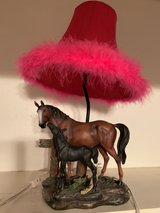 horse lamp in Cleveland, Texas