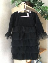 Carter's. Girl Black Dress in Bolingbrook, Illinois