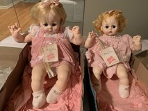 VINTAGE MADAME ALEXANDER DOLLS #5225 & #6242. Original box/tag/clothing SEE PHOTOS in Bolingbrook, Illinois