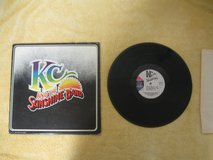 KC And The Sunshine Band 1975 LP Vinyl in Kingwood, Texas