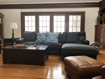 couch Sectional and chair in Naperville, Illinois
