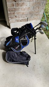 Right handed youth golf clubs in Kingwood, Texas