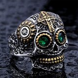 Hot Sale Skull Shape Ring for Men (Size 10) in Moody AFB, Georgia