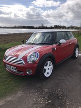 Mini Cooper r56 in Lakenheath, UK