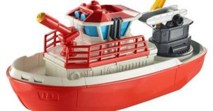 Matchbox Fire Rescue Boat.Model # DWR21-9564 in Chicago, Illinois
