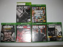 Xbox One Video Game Collection in Westmont, Illinois