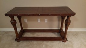 VINTAGE FRENCH PROVINCIAL LONG TABLE/HALLWAY/ENTRY WAY/SOFA TABLE. in Kingwood, Texas