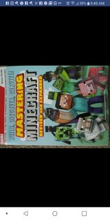 Minecraft books in Camp Lejeune, North Carolina