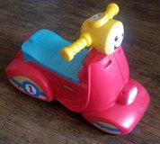 Fisher Price laugh & learn smart stages scooter in Kingwood, Texas