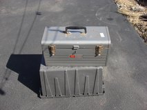 SEARS CRAFTSMAN METAL TOOL BOX in St. Charles, Illinois