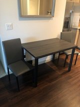 Small Dinette Table and 2 Chairs in Spring, Texas