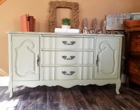 Refinished Buffet / dresser/ TV Console in Bolingbrook, Illinois