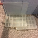 Lot of 10 craft organizer in Bolingbrook, Illinois
