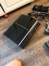 PS3 Fat Console 80G Great Condition in Fort Campbell, Kentucky