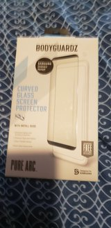 Bodyguard Glass protector Samsung Note 9 and 9s plus in Leesville, Louisiana