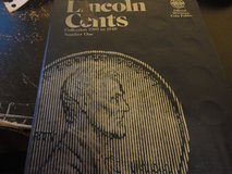 lincoln  cent set  1909- 1940 missing 2 cins 1909svdb and 1931s in Clarksville, Tennessee