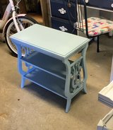 antique chalk painted table in Cherry Point, North Carolina