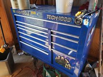 MAC Tech 1000  11 Drawer Tool box in Clarksville, Tennessee