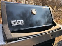 : ) Weber Propane Gas Grill.  All Works. in Chicago, Illinois