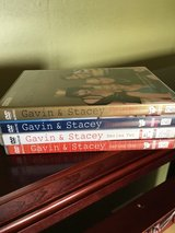 Gavin & Stacey DVDs Series 1,2,3 & Christmas Special in Lakenheath, UK