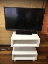 Small TV Stand in Okinawa, Japan