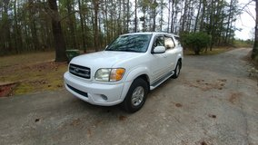 2001 Toyota Sequoia Limited in Byron, Georgia