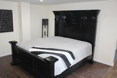 King Size Bed Frame in Spring, Texas