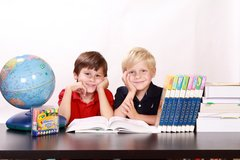 After-school help for Elemantary School - March offer! in Ramstein, Germany