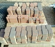 120 + Assorted Patio Blocks in Alamogordo, New Mexico