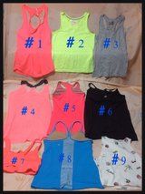 **SPORTS SHIRTS FOR WOMEN**GREAT PRICE REDUCTION** in Okinawa, Japan