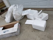 Moving Materials and  Styrofoam Coolers with reusable Ice Packs in Bolingbrook, Illinois