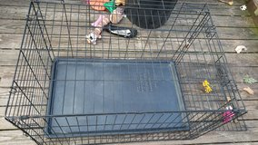Dog crate in Clarksville, Tennessee