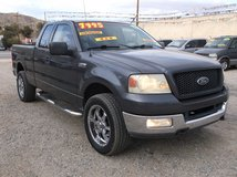 2004 FORD F150 XLT SUPERCAB 4DR 5.4L V8 4X4 *ONLY 114K MILES *$7995 - $7995 (YUCCA VALLEY) in Yucca Valley, California