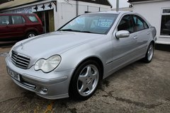 **Mercedes C270 CDi Automatic!!**6 Months FREE Road Tax! in Lakenheath, UK