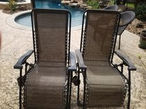 2 Reclining Chairs in The Woodlands, Texas