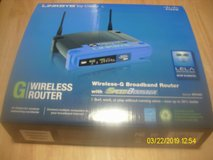 Linksys Wireless Router w/ USB Adapters in 29 Palms, California