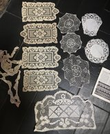 Vintage doilies, trim in Bolingbrook, Illinois