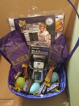 lsu easter basket for sell in Leesville, Louisiana