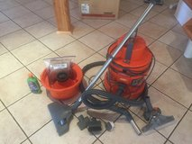 Vax 6131 Wet/Dry cannister vacuum 220V shop vac in Ramstein, Germany
