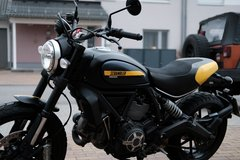 2015 Ducati Scrambler Full Throttle in Wiesbaden, GE