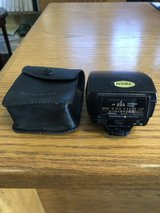 Olympus T-20 Electronic Flash with Case in Aurora, Illinois