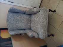 Wing back chair in Leesville, Louisiana