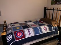 twin baseball bed in The Woodlands, Texas