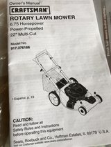 : ) Self Propelled Gas Mower. in Lockport, Illinois
