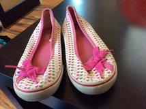 CIRCO Canvas girl's shoes size 2 in Yorkville, Illinois