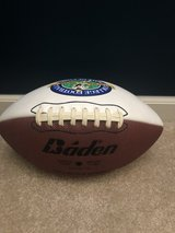 College football Hall of Fame ball in Plainfield, Illinois