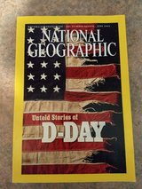 Old National Geographics in Alamogordo, New Mexico