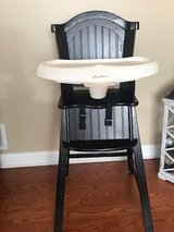 Eddie Bauer High Chair in Bolingbrook, Illinois