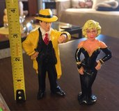 Dick Tracy & Breathless Mahoney in Yorkville, Illinois
