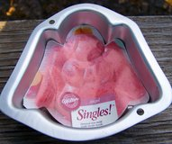 Angel Cake Pan - Wilton's Singles, VINTAGE 1996 ~ New Old Stock in Alamogordo, New Mexico